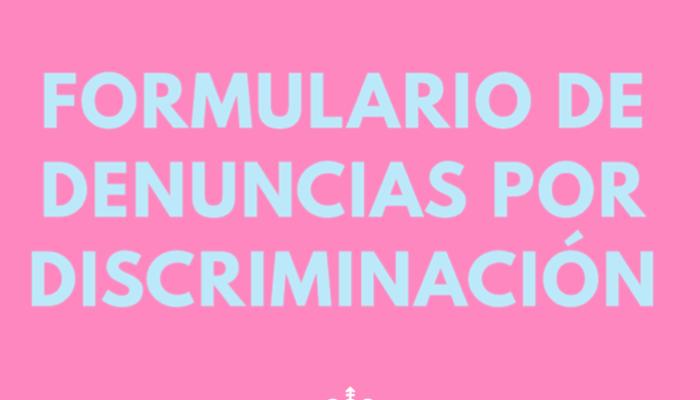 OTD Chile Publica Formulario De Denuncias Por Discriminación