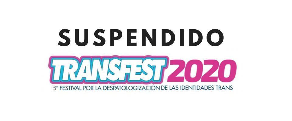 Suspensión De Transfest 2020 Debido A La Emergencia Del COVID-19 En Chile