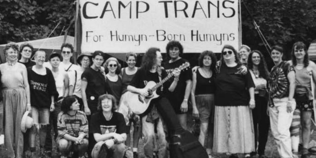 Camp Trans by Mariette Pathy Allen