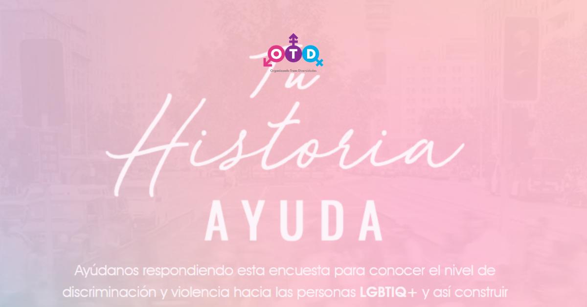 Comunicación Pública de OTD Chile en relación a encuesta de diversidad y discriminación a personas LGBTIQ+ de la Subsecretaría de Prevención del Delito (1)