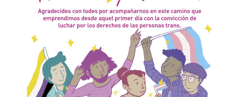 OTD Chile Cumple 6 Años De Lucha Por Los Derechos Humanos De Las Personas Trans