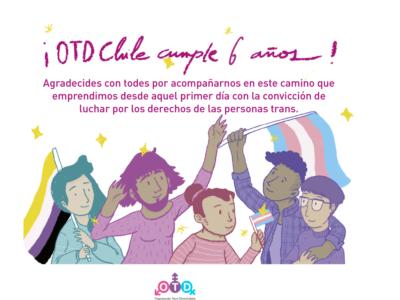 OTD CHILE 6 AÑOS