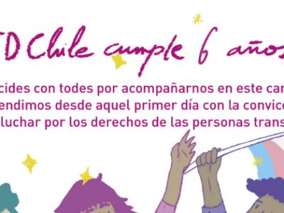 OTD CHILE CUMPLE 6 AÑOS