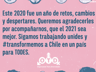Mensaje De Fin De Año De OTD Chile
