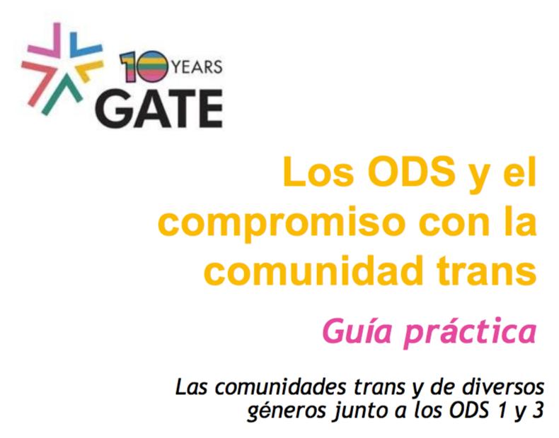 Los ODS Y El Compromiso Con La Comunidad Trans