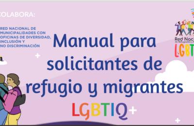 Manual Para Solicitantes De Refugio Y Migrantes #LGBTIQA+